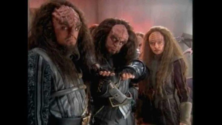 Star Trek: Klingon  (PC Game 1996 by Simon & Schuster Interactive)