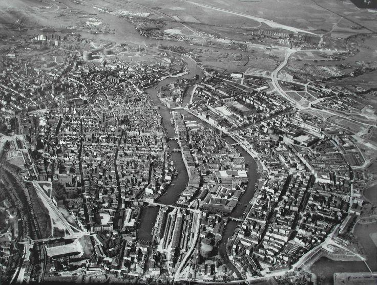 Panorama Śródmieścia Gdańska