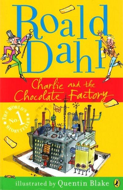 """Роальд Даль """"Чарли и шоколадная фабрика"""""""
