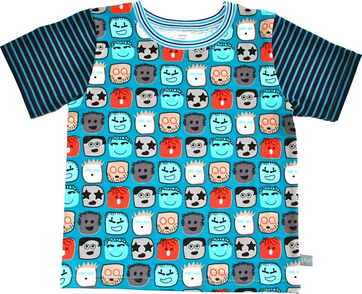 "Shirt ""Funfaces"""