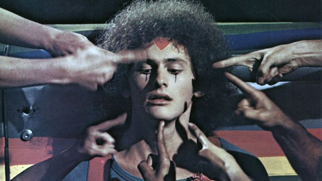 """Victor Garber, Godspell (1973)""""...do not tempt The Lord, your God...!!!"""