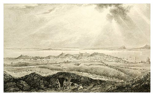017-Lisboa-Portugal illustrated in a series of letters-1829