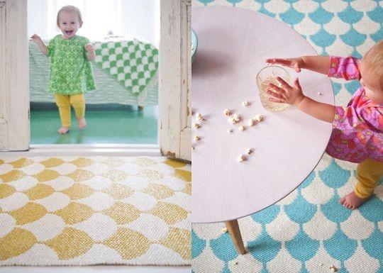 alfombras para ninos lavables