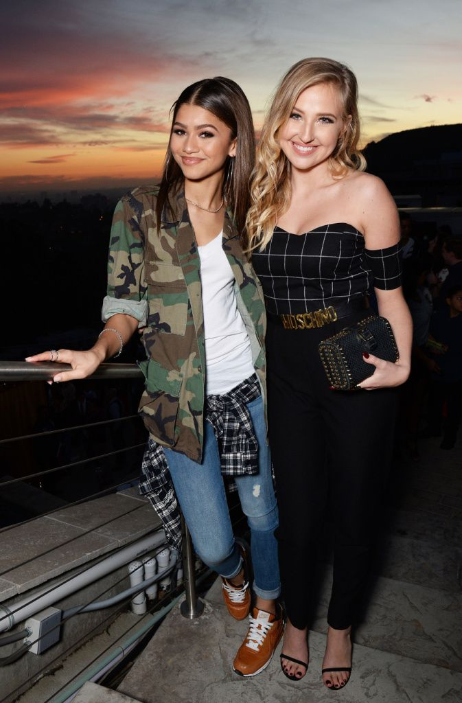 Zendaya Coleman Looks Absolutely Gorgeous At Her K.C. Undercover Premier Party In Hollywood - http://oceanup.com/2015/01/19/zendaya-coleman-looks-absolutely-gorgeous-at-her-k-c-undercover-premier-party-in-hollywood/