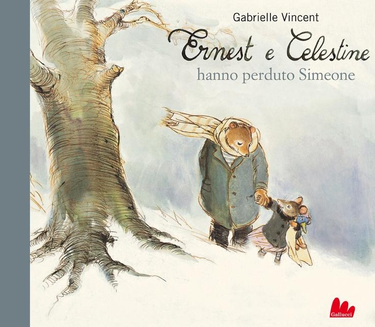 """""""Ernest e Celestine hanno perduto Simeone"""", Gabrielle Vincent  www.galluccieditore.com/458.htm"""