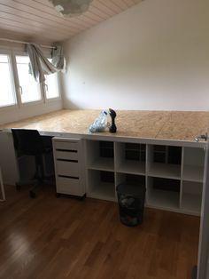 Ein unglaubliches Bett für ein Jugendzimmer – #Be…