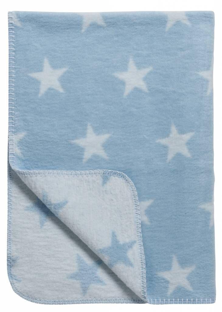 Meyco blauw All Stars ledikantdekentje 120x150cm - Ikbenzomooi.nl