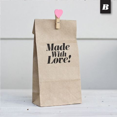 Kraft Paper Bag | Little Ink | Packaging Supplies | Baking Supplies | Craft Supplies | Party Supplies