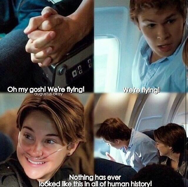 57 best images about the fault in our stars on pinterest