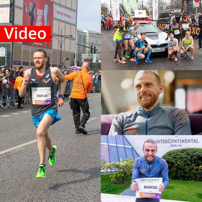Lauffreunde: Marcus #5 / Der Weg zum Hamburg Marathon