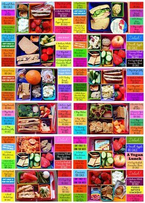 500 Calorie Meals: Laptop Lunches Helping You Meet Your Weight Loss Goals! – Simply Taralynn