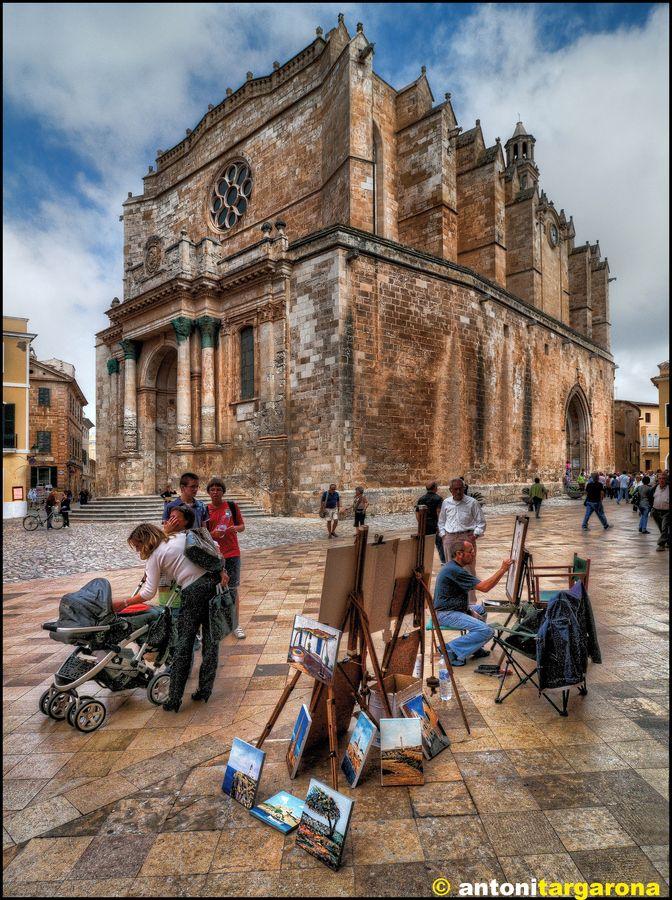 Ciudadella, Menorca , SPAIN