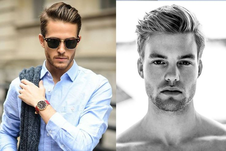 Most thick hair men prefer to have a haircut that goes with their lifestyle, a kind of hairstyle that is not only stylish but also practical to maintain.