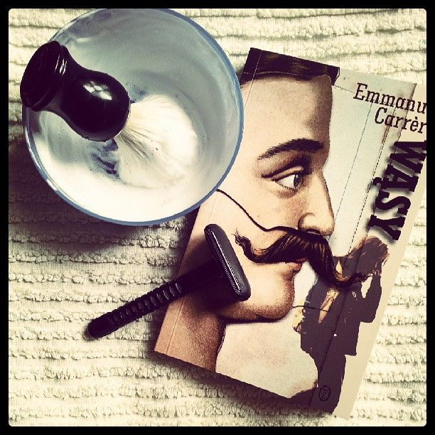 Gotowi? #carrere #wasy #moustache