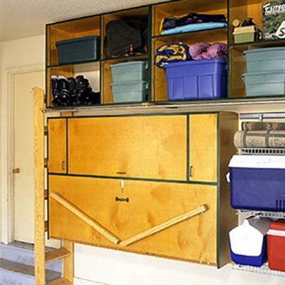 52 best Garage storage ideas images on Pinterest | Organization ...