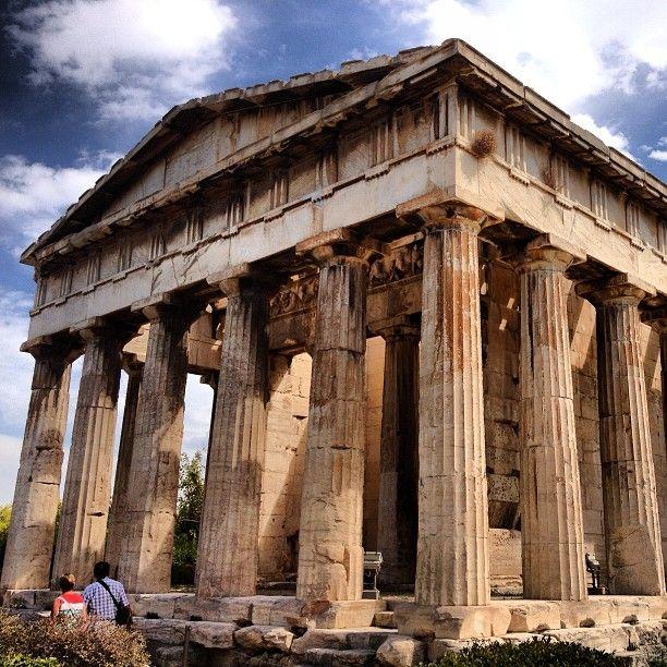 Αρχαία Αγορά (Ancient Agora) στην πόλη Αθήνα, Αττική