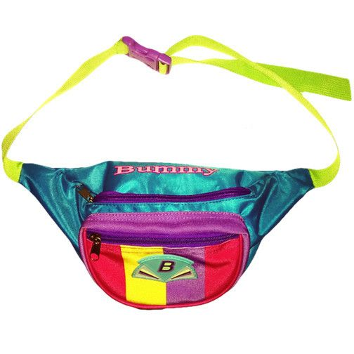 Retro BummyWe're bringing them BACK! Retro Bummy is made especially for all of us stuck right back in the 90s! This bad boy boasts two sweet storage pockets and a combination of colours which will blow your mind. This is just the first of many exciting new bum bags, one to be released each month so stay tuned!! RETRO BUMMY