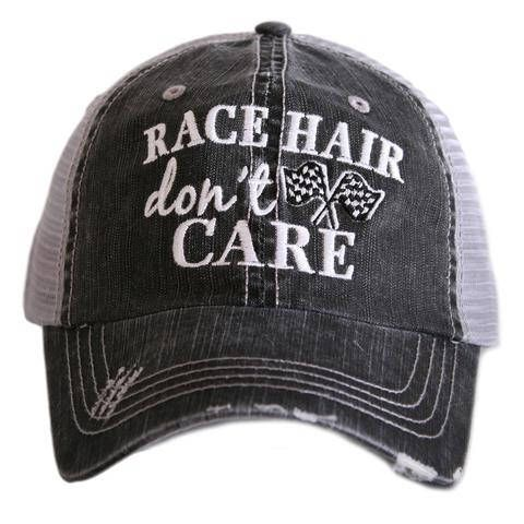 Race Hair Don't Care hats by SouthernandTrendy on Etsy https://www.etsy.com/listing/517408114/race-hair-dont-care-hats