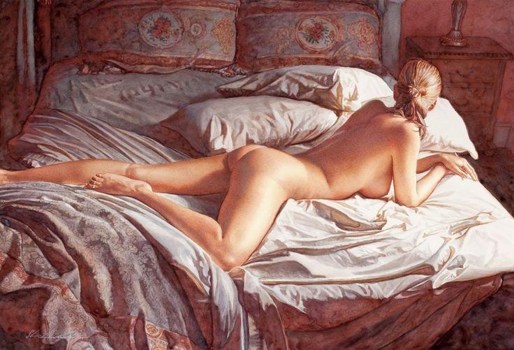 The artist who unmasks the feminine soul.