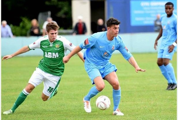 Brentwood Town secure first Ryman Premier points with win over VCD Athletic