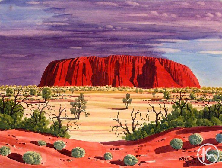 Uluru (Ayers Rock) (0601406), Peter Taylor Tjutjatja