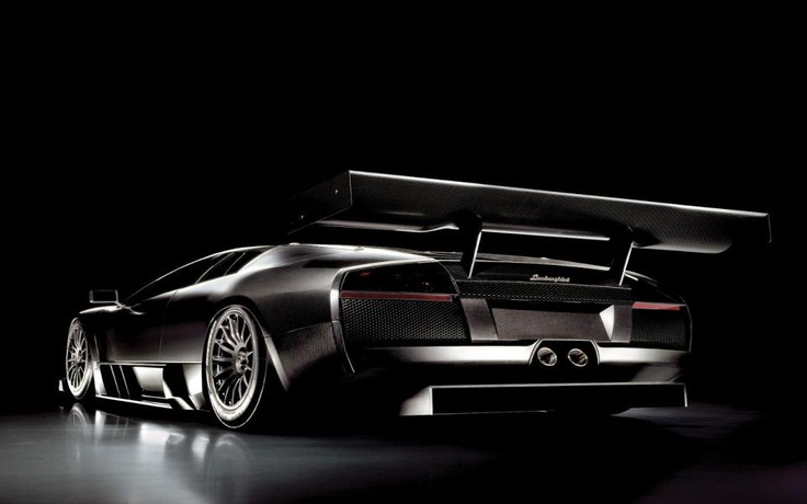 how many likes for this sexy back of murcielago?? ♥