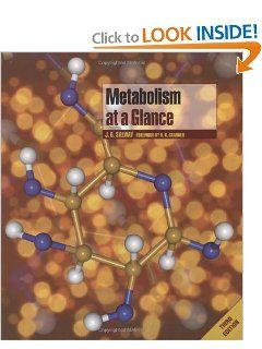 Metabolism at a Glance by J. G. Salway. $36.90. Edition - 3. Publisher: Wiley-Blackwell; 3 edition (January 16, 2004). Publication: January 16, 2004. Author: J. G. Salway