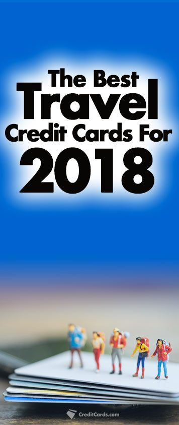 Looking to get away? These travel credit cards will earn you huge rewards that you can apply towards you next trip. Check out the best travel credit cards for 2018 at CreditCards.com today.