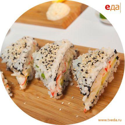 Рецепт. Сэндвичи в японском стиле