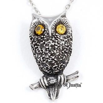 Owl pendant £15
