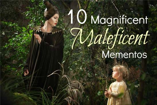 10 Maleficent Merch Must-Haves [via @Babble]