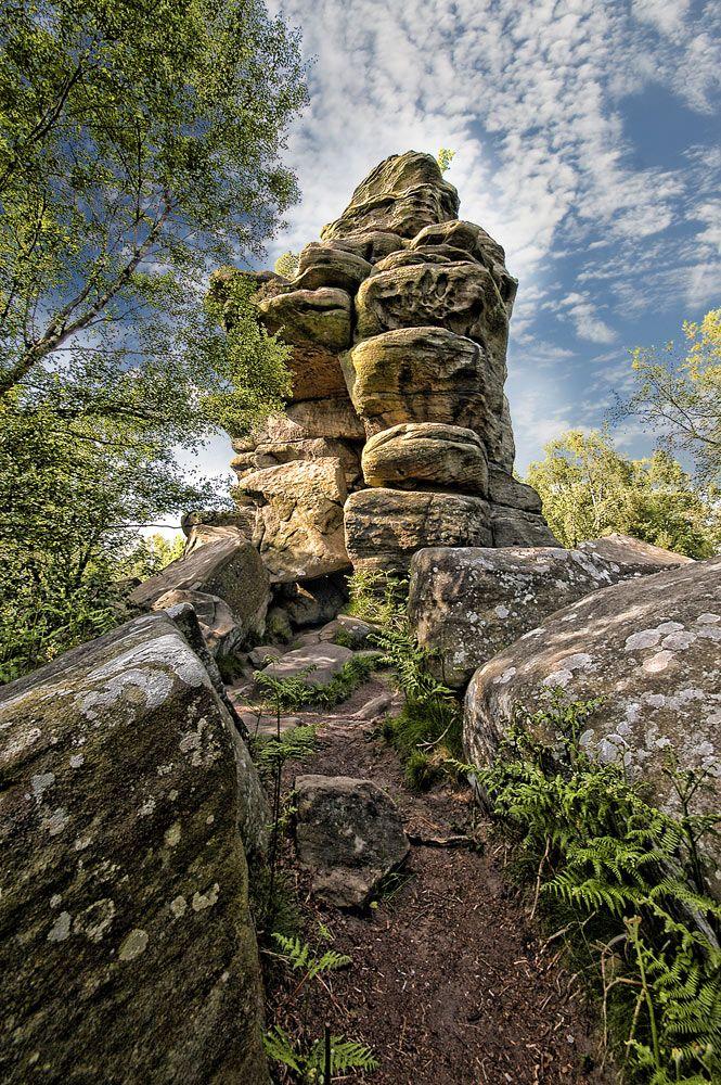 Brimham Rocks - Yorkshire