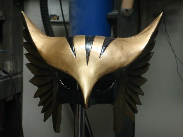 first pull of the hawk girl helmet in Hall of Costumes Forum