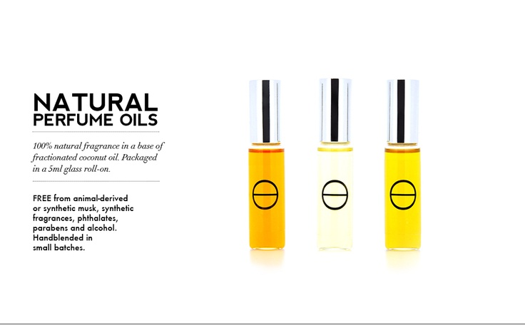 100% natural perfume oils by Aromantik  www.aromantik.com.au