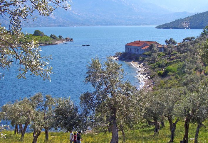 Bafa Gölü / İzmir