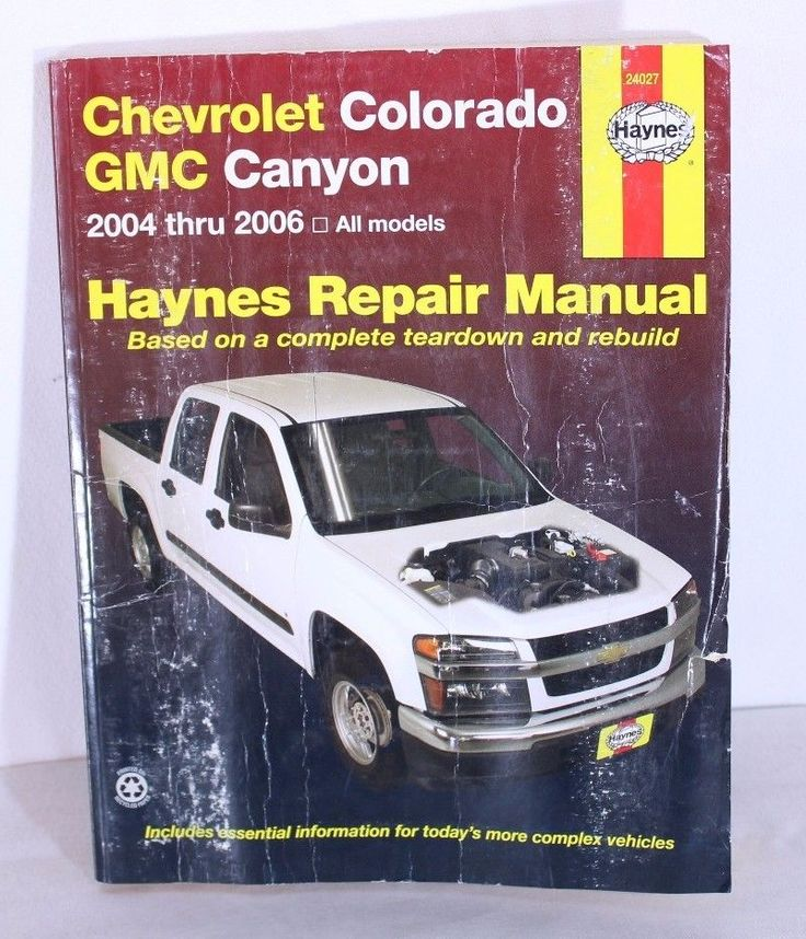 17 Best Ideas About 2006 Chevy Colorado On Pinterest
