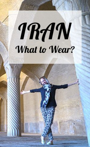 What to Wear When Travelling to Iran. Especially in summer you need to apply some local hacks to bear the heat and cover up appropriately at the same time. See what I researched and wore in Iran and how successful I was. Iran is an amazing country to visit!