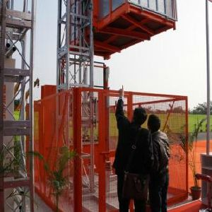 SAFETY IN CONSTRUCTION HOISTS PV Ramdev elaborates on the safety features associated with construction hoists. PM hoists are used for high rise applications like chimneys, shafts, cooling towers, nuclear and thermal power plants, pylons for suspended rope bridges and others. Similarly, India is also on a rapid path to high-rise construction and PM hoists are extensively used in our country. Read more here: http://bit.ly/1TXmPmL