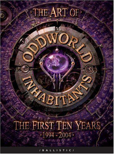 The Art of Oddworld Inhabitants: Daniel Wade, Cathy Johnson: 9781921002038: Amazon.com: Books