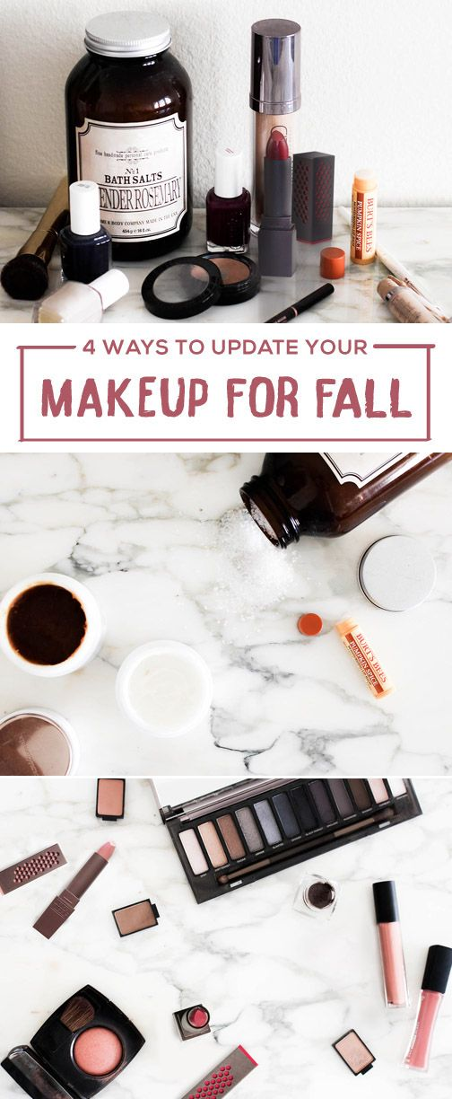 As the leaves begin to fall and the temperatures begin to drop, it's important to stay moisturized at all times. Update your beauty routine for fall with these helpful tips and product picks. Burt's Bees Pumpkin Spice Lip Balm tops our list. Not only will it satisfy that craving for your favorite fall flavor, it will keep your lips soft and hydrated all season long—a must-have for the cold weather to come!