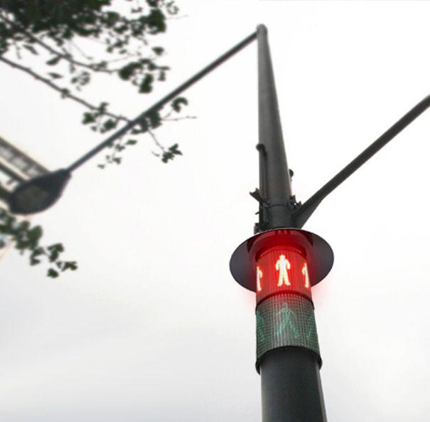Wearable Signal – Modular Traffic Signal by Gisung Han, Hwanju Jeon & Jaemin Lee