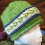 45+ Lovely Knitted Hat Patterns