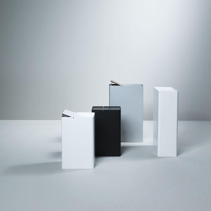 P-Drei bins - the nice side of waste