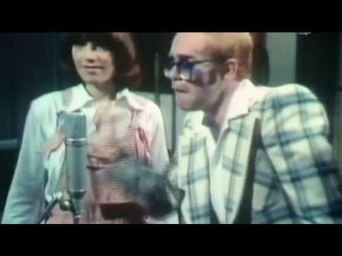 """""""Don't Go Breaking My Heart"""" as recorded by  Elton John & Kiki Dee"""