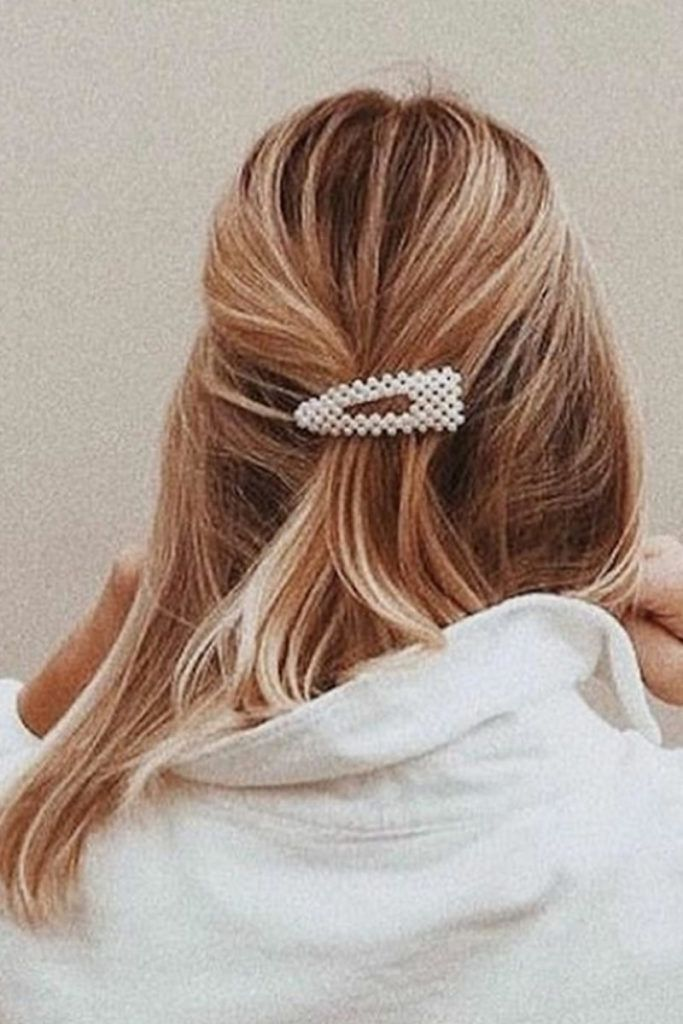 Scunci Braids Faux Hair Double Braid Headband Hair Band in Dark Brown