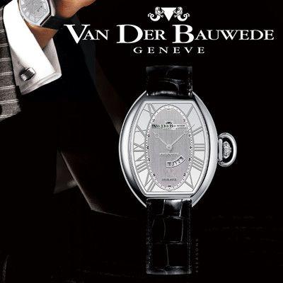 Four Seasons 12821 luxury men's Swiss watch by Van der Bauwede - Monte Cristo