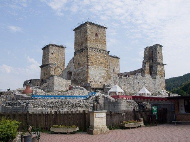 Castelo de Diósgyőr