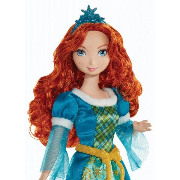 Кукла принцесса Мерида Сезонные сладости Маттел оригинал. Купить куклу Мерида!