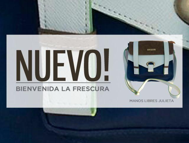 Un nuevo producto pensado en ti, que te gusta la comodidad y la frescura. http://bit.ly/1HqtuZN