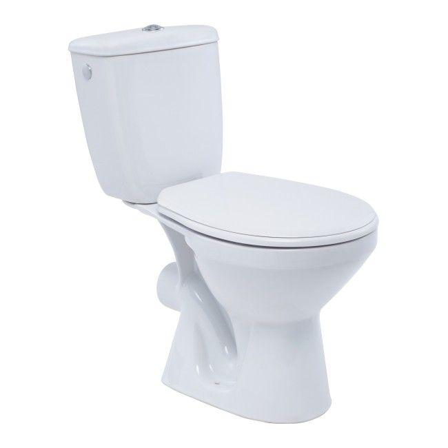 Kompakt WC Cersanit Mito Grey z deską